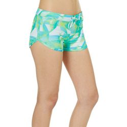 Reel Legends Juniors Scuba Print Swim Shorts