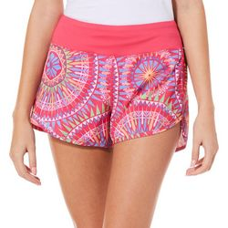 Reel Legends Juniors Keep It Cool Aztec Sunburst Shorts