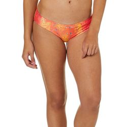 Reel Legends Juniors Warped Mahi Hipster Swim Bottoms