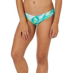 Reel Legends Juniors Spiral Glow Hipster Swim Bottoms