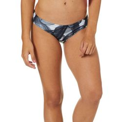 Reel Legends Juniors Spiral Contrast Hipster Swim Bottoms