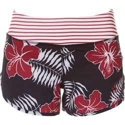 Reel Legends Womens Beach Active Pull On Shorts