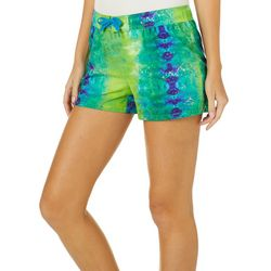 Juniors Mahi Print Boardshorts