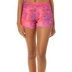 Reel Legends Juniors Keep It Cool Mandala Spindrift Shorts