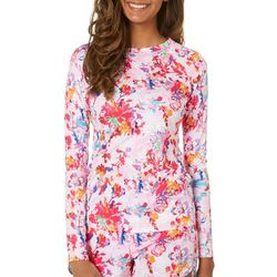Reel Legends Juniors Keep It Cool Vibrant Garden Top