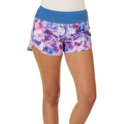 Reel Legends Juniors Sea Salt Glitch Beach Shorts