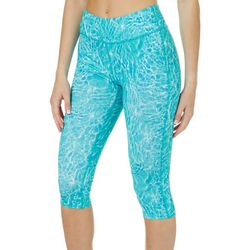 Reel Legends Juniors Keep It Cool Water Reflection Leggings
