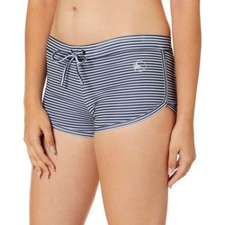 Reel Legends Juniors Skinny Stripe Swim Shorts