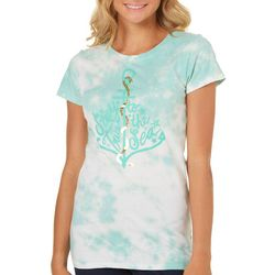 Reel Legends Juniors Stay True To The Sea T-Shirt