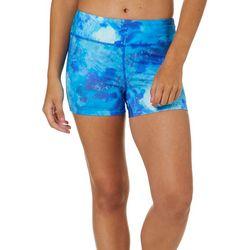 Reel Legends Juniors Keep It Cool Paint Pour Shorts