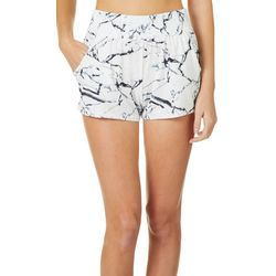 Reel Legends Juniors Keep It Cool Marble Beach Shorts