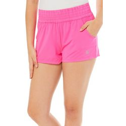 Reel Legends Juniors Keep It Cool Solid Pocket Beach Shorts