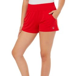 Reel Legends Juniors Keep It Cool Solid Pocket Beach Shorts