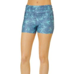 Reel Legends Juniors Beach Pro Hibiscus Floral Shorts