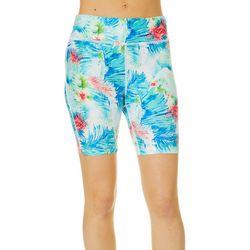 Juniors Captiva Palms Bike Short Shorts