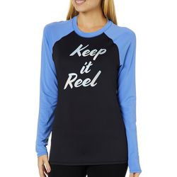Reel Legends Juniors Keep It Cool Keep It Reel Top