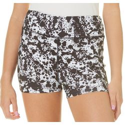Reel Legends Juniors Keep It Cool Paint Splatter Shorts