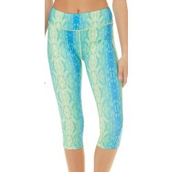 Reel Legends Juniors Tribal Heatwave Pull On Capris