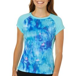 Juniors Keep It Cool Aurora Sky Panel Top