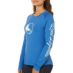 Reel Legends Juniors Keep It Cool Long Sleeve Top