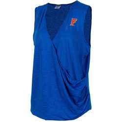 Florida Gators Juniors Surplice Logo T-Shirt By Zoozatz