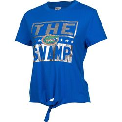 Florida Gators Juniors The Swamp T-Shirt By Zoozatz