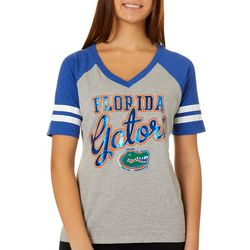 Florida Gators Juniors Raglan T-Shirt By G-III Apparel