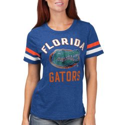 Florida Gators Juniors Jewel Logo T-Shirt By G-III