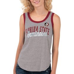 Florida State Juniors Foil Logo T-Shirt By G-III Apparel