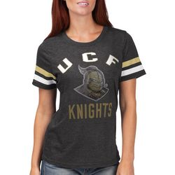 UCF Knights Juniors Jewel Logo T-Shirt By G-III Apparel