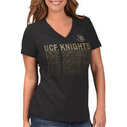 UCF Knights Juniors Logo Graphic T-Shirt By G-III Apparel