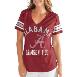 Alabama Juniors V-Neck T-Shirt By G-III Apparel