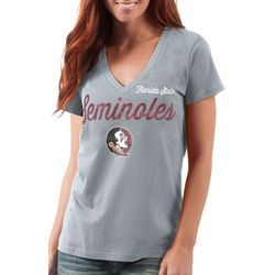 Florida State Juniors Short Sleeve T-Shirt By G-III Apparel