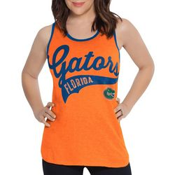 Florida Gators Juniors Colorblock Tank Top By G-III Apparel