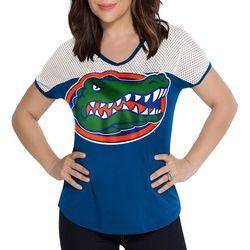 Florida Gators Juniors Jersey T-Shirt By G-III Apparel