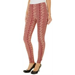 Florida State Juniors Tribal Leggings By Hot Kiss