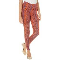 Florida Gators Juniors Tribal Leggings By Hot Kiss