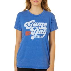 Florida Gators Juniors Boyfriend Gameday T-Shirt By Pressbox