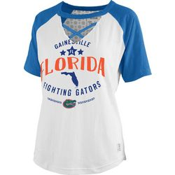 Florisa Gators Juniors Fighting Gators T-Shirt By Pressbox