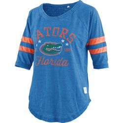 Florida Gators Juniors Jersey Logo T-Shirt By Pressbox