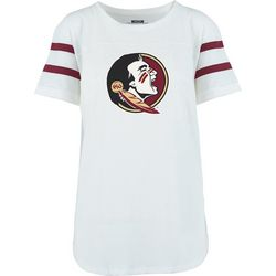 Florida State Juniors Logo T-Shirt By Pressbox