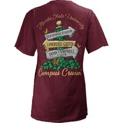Florida State Juniors Campus Cruisin' T-Shirt By Pressbox