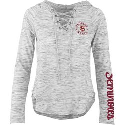 Florida State Juniors Heathered Hoodie By Pressbox