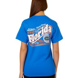 Florida Gators Juniors Fight T-Shirt By New World Graphics