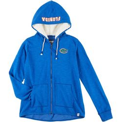 Florida Gators Mens Logo Full Zipper Hoodie