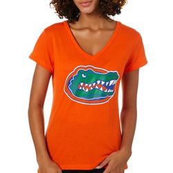 Florida Gators Juniors Gators Logo T-Shirt By Colosseum