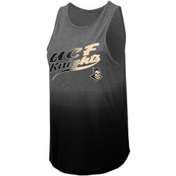 UCF Knights Juniors Logo Dip Dye Tank By Colosseum
