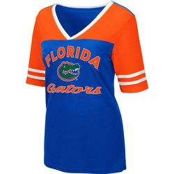 Florida Gators Juniors Varsity Logo T-Shirt By Colosseum