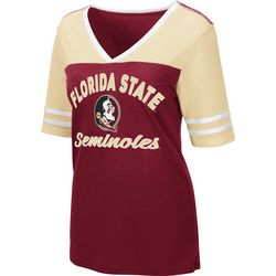 Florida State Juniors Varsity Logo T-Shirt By Colosseum