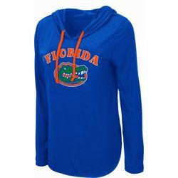 Florida Gators Juniors Logo Hoodie By Colosseum